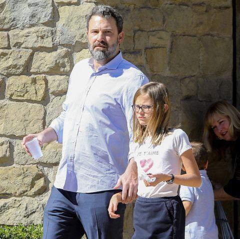 Ben Affleck mit Tochter Viola
