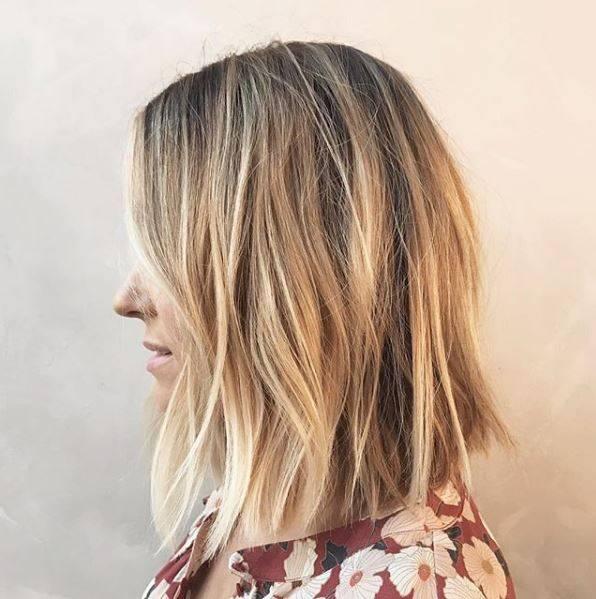 Frisuren herbst 2018 kinnlang