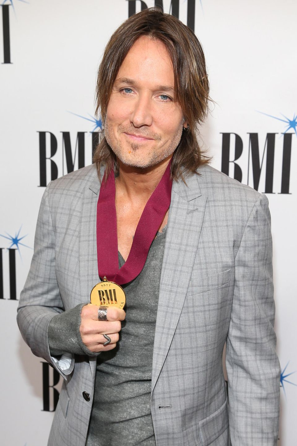 "7. November 2017  Was wären die ""65th Annual BMI Country Awards"" ohne Keith Urban? Der gehört bei der Preisverleihung in Nashville natürlich zu den Gewinnern."