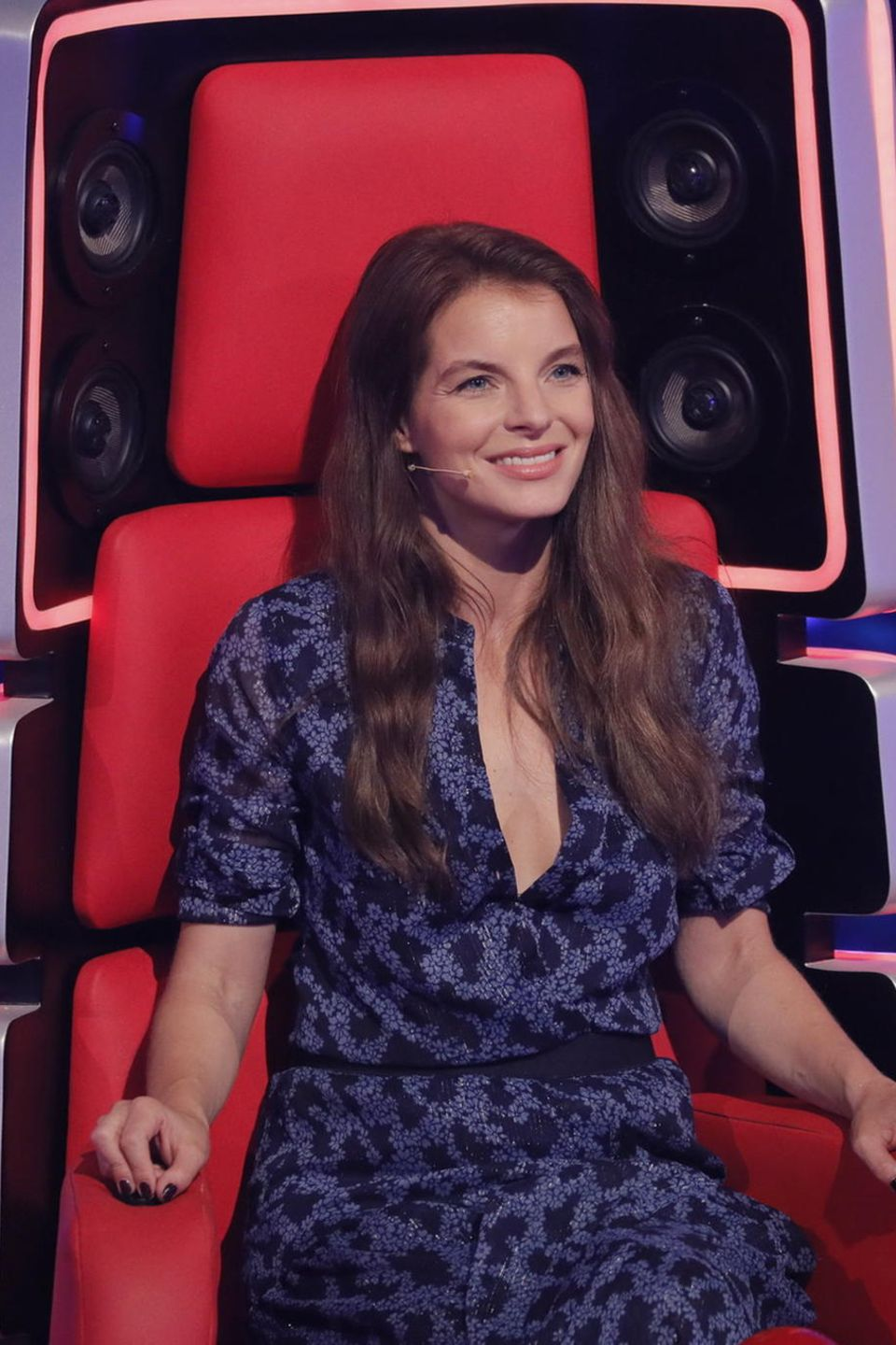 """Yvonne Catterfeld, Coach bei """"The Voice"""""""