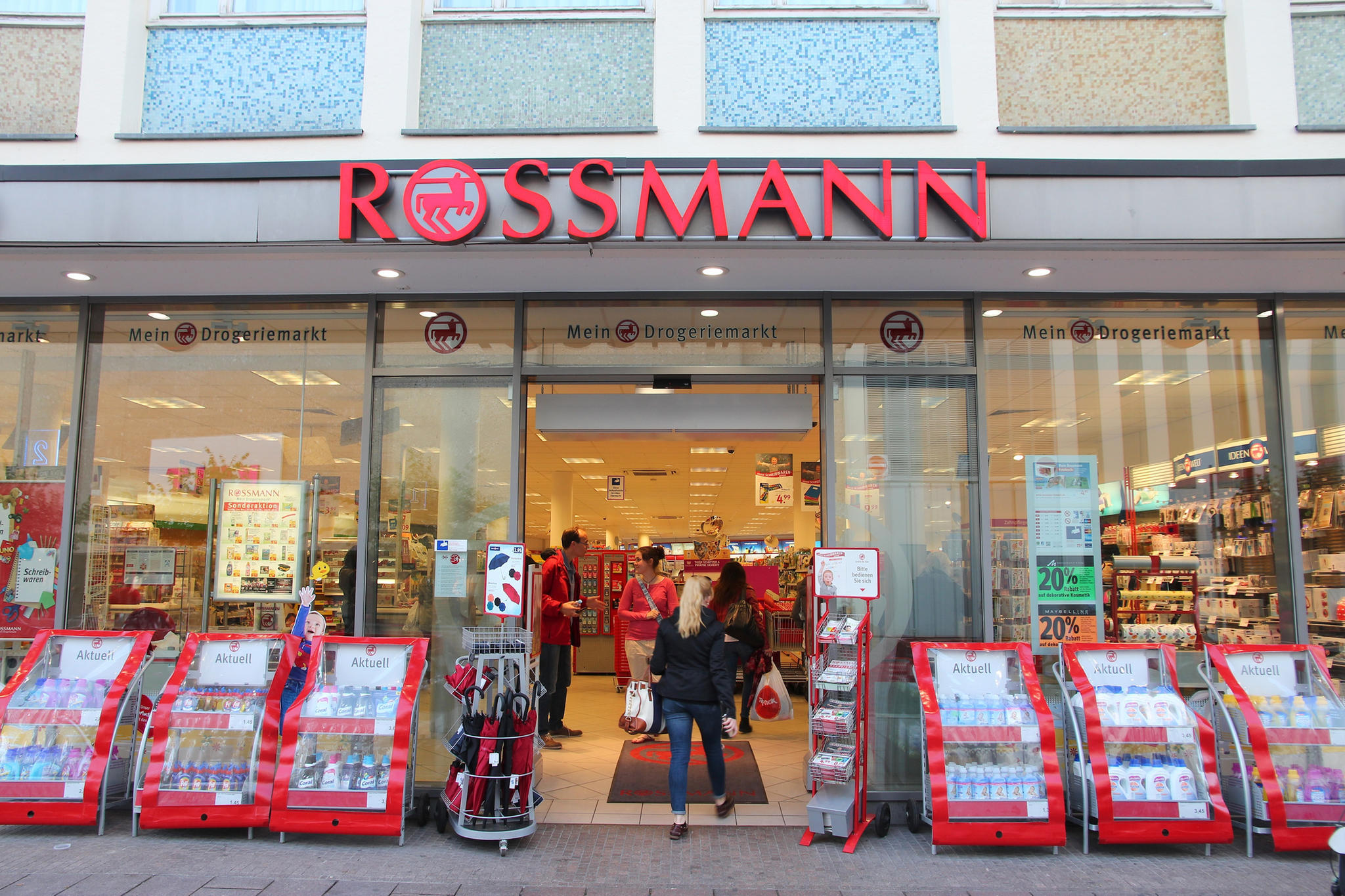 rossmann bundesweite r ckrufaktion. Black Bedroom Furniture Sets. Home Design Ideas