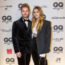 Infleuncer-Couple: Besonders in puncto Style ergänzen sich Stefanie Giesinger und ihr Boyfriend Marcus Butler perfekt.