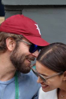 Bradley Cooper und Irina Shayk