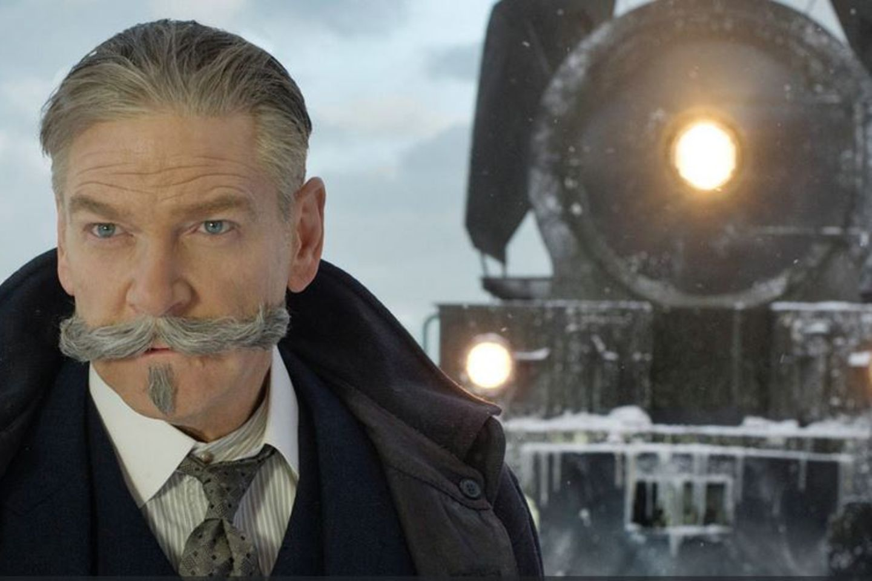 Er ist der Ermittler: Kenneth Branagh als Hercule Poirot (Szenenbild)