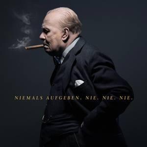 """Starkes Plakat: """"Die Dunkelste Stunde"""" (2018)"""