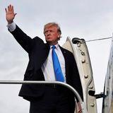14. November 2017  Es heißt Abschied nehmen: Die große Asienreise des Donald Trump findet am Flughafen Manilas sein Ende.