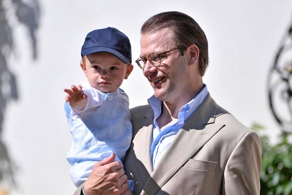 Prinz Daniel + Prinz Oscar