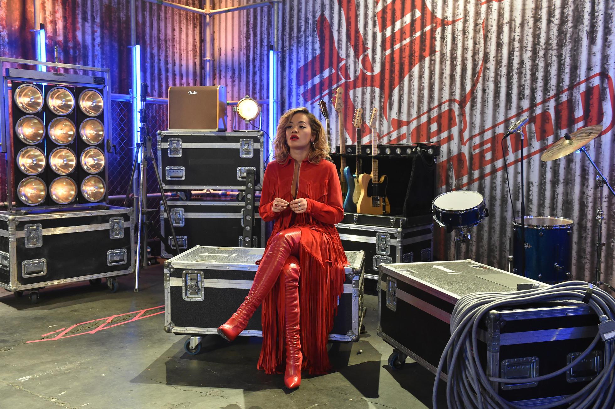"""Rita Ora will herausfinden, ob sich die Coaches bei """"The Voice of Germany"""" für sie umdrehen"""