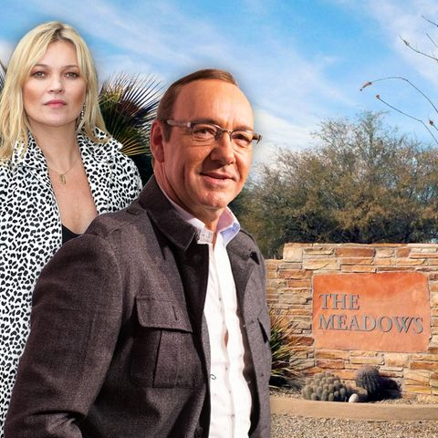 Kevin Spacey, Kate Moss