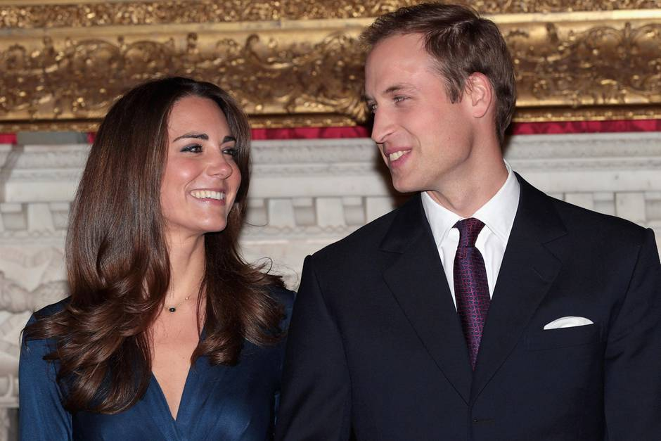 Catherine Middleton + Prinz William