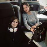 Der Countdown läuft! In wenigen Tagen wird die Mega-Show der Engel stattfinden. Zum ersten Mal geht es dafür nach Shanghai. Model Alessandra Ambrosio hat für den Flug eine besonders süße Begleitung gefunden: Ihre Tochter Anja kommt mit ihr nach China.