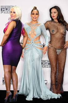 American Music Awards: Die skurrilsten Looks der AMAs