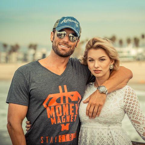 Unternehmer Bastian Yotta und Reality-TV-Sternchen Natalia Osada