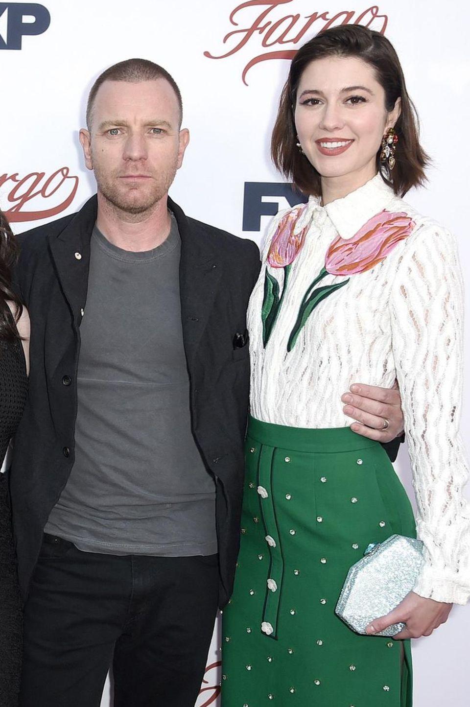 Ewan McGregor und Mary Elizabeth Winstead lieben sich. Das gefällt nicht jedem