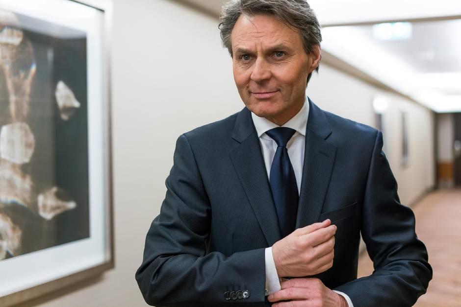 Wolfgang Bahro als Jo Gerner