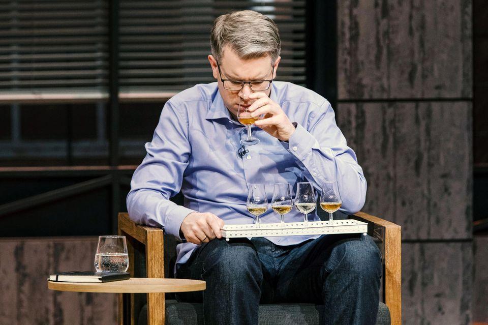 "Frank Thelen testen ""Tastillery"""