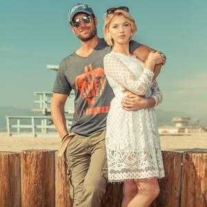 Bastian Yotta und Natalia Osada