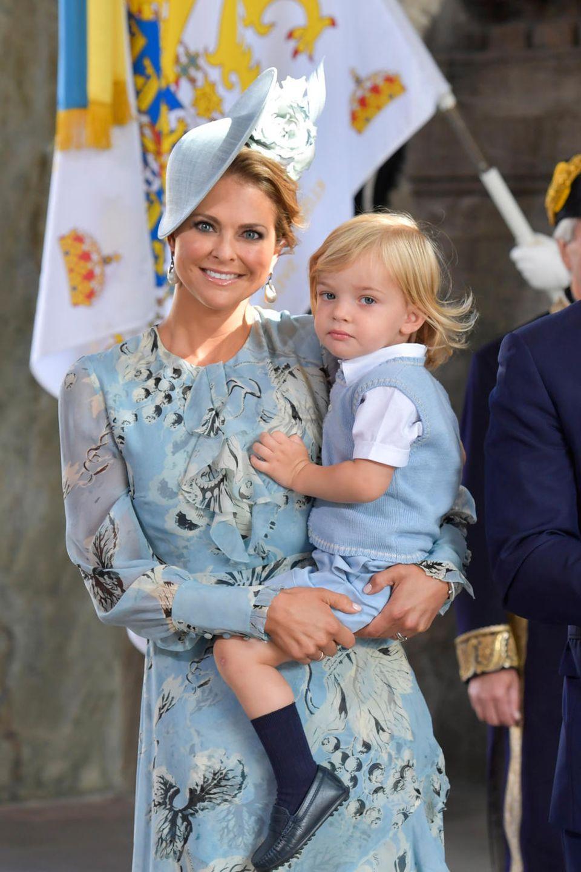 Prinzessin Madeleine,Prinz Nicolas,Chris O´Neill,Prinzessin Leonore