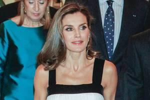 Zu sexy für eine Königin? Der Style von Königin Letizia