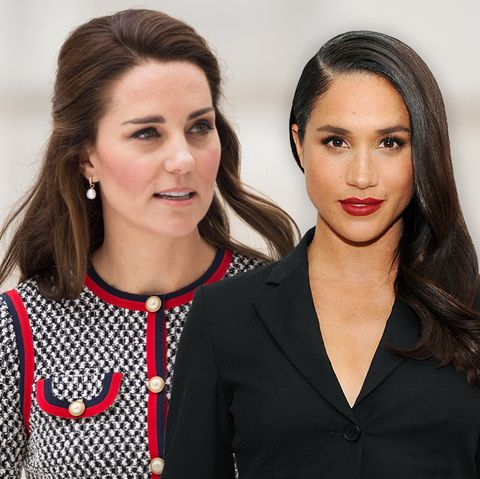 Herzogin Catherine, Meghan Markle