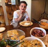 Im Hause Spears ist die Thanksgiving-Tafel reichlich gedeckt. Britney und ihre Söhne lassen es sich an diesem besonderen Tag gut gehen.