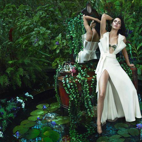"Kendall Jenner für ""La Perla"""