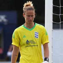 Ann-Katrin Berger steht seit Juni 2016 für Birmingham City auf dem Platz. Bald muss sie sich einer Krebs-OP unterziehen
