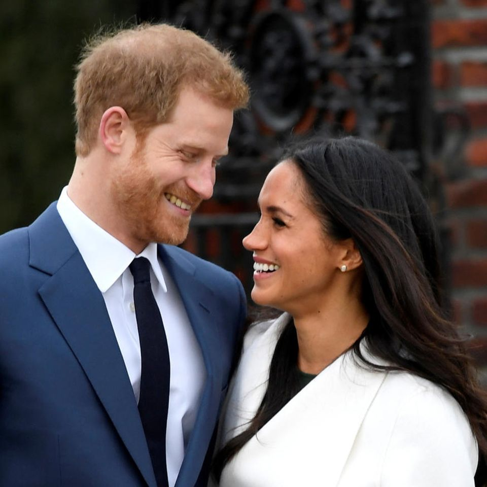 Prinz Harry, Meghan Markle, Verlobungstag