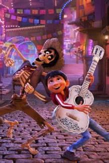 "Hector, Miguel (Szenenbild aus ""Coco"")"