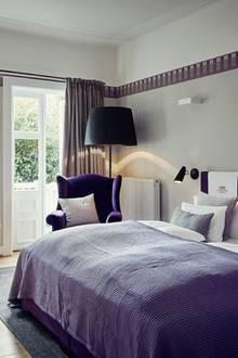 Norddeutsche Gemütlichkeit trifft im Landhaus Flottbek auf skandinavisches Interior Design.