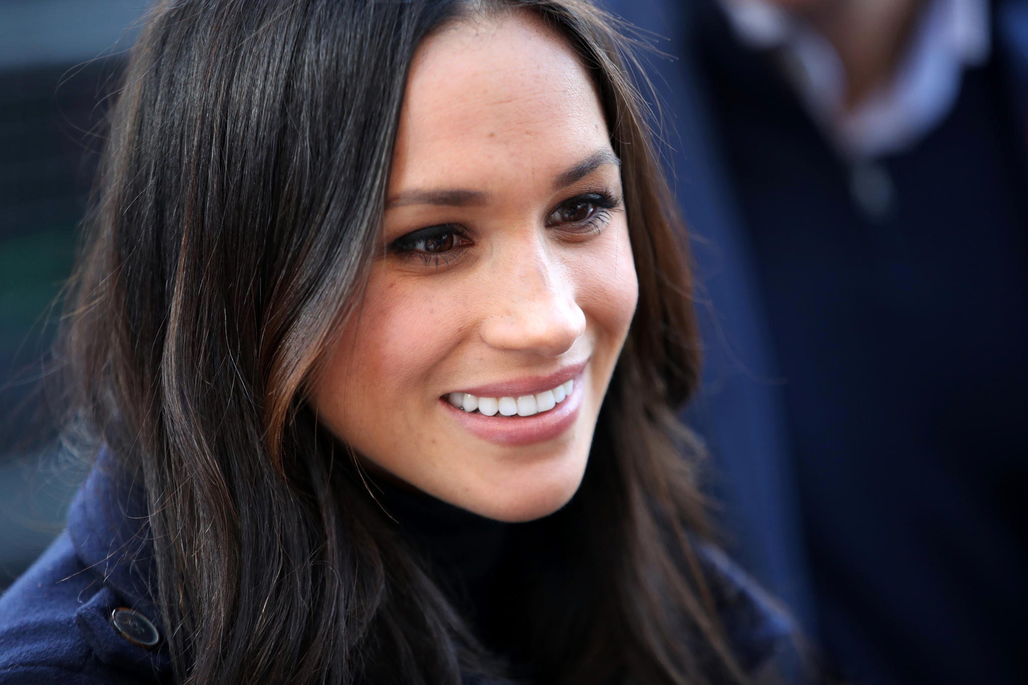 Picture Of Meghan Markle S Ring