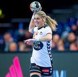 Estavana Polman ist nach ihrer Schwangerschaft wieder am Ball! Bei der 23. Handball-Weltmeisterschaft, die in Deutschland stattfindet, spielt sie natürlich für die Niederlande. Und sie hat ihren süßesten Fan mitgebracht...