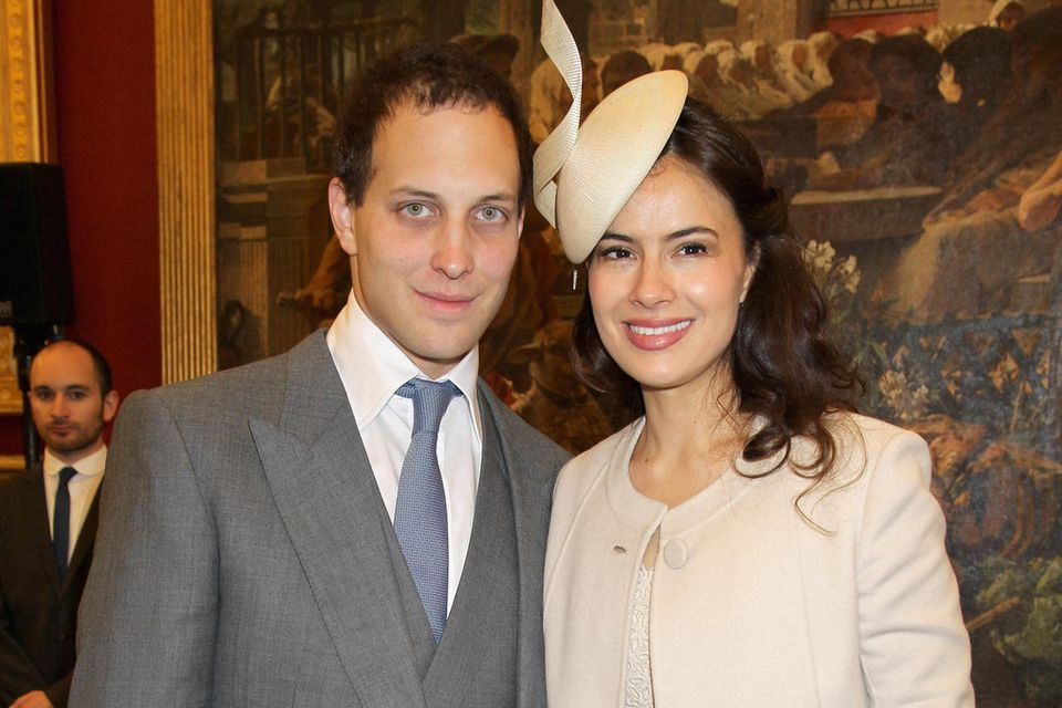 Lord + Lady Frederick Windsor