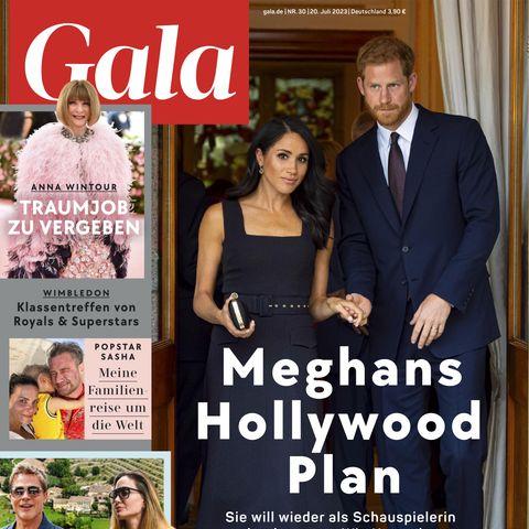 Gala: Inhaltsverzeichnis