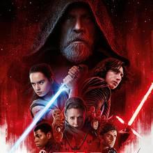 """Hauptplakat """"Star Wars - Die letzten Jedi"""""""