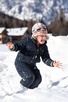 9. Dezember 2017  Schwester Sole probiert einfach mal: Wie schmeckt Schnee eigentlich?