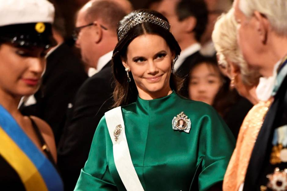 Prinzessin Sofia: Die geheimen Regeln hinter ihren Nobelpreis-Roben ...