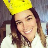 """""""Das bin ich - morgens nach dem Aufstehen, ohne Make-up, aber extrem glücklich. ... Ja, Mutti wird heute 41 und ist verdammt stolz drauf"""" schreibt Jana Ina Zarella zu diesem Selfie auf Instagram. Und wir können ihr nur zustimmen."""