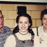 """In ihrer Highschool-Produktion von """"Der Zauberer von Oz"""" spielte Kristen auch die Dorothy und damit schon die Hauptrolle. Wen wundert es da, dass aus ihr ein bekannter Hollywood-Star geworden ist?"""