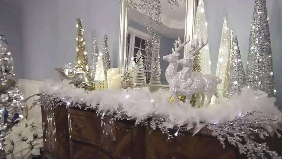 fr he weihnachtsdekoration was sie ber ihre. Black Bedroom Furniture Sets. Home Design Ideas