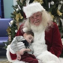 Santa und Miles