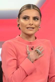 """Bei """"Maischbeger"""" nimmt Sophia Thomalla die """"Me Too""""-Kampagne in die Mangel"""