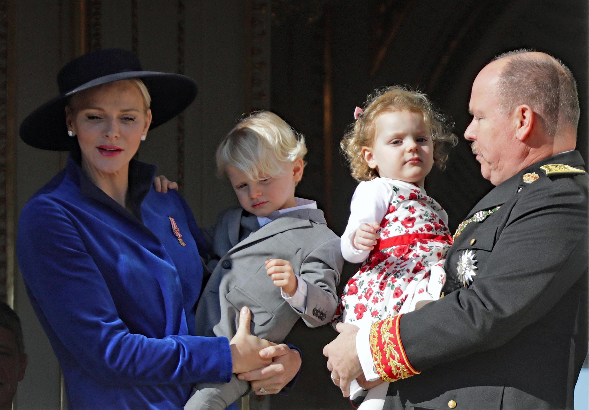 Prinz Jacques + Prinzessin Gabriella