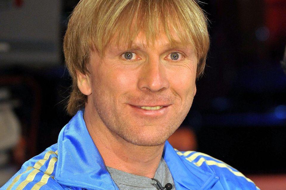 Fußballer Ansgar Brinkmann