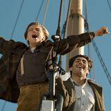 An der Seite von Leonardo DiCaprio spürte Danny Nucci in der Rolle des Fabrizio die ganz große Freiheit. Zumindest bis zu dem Moment, in dem er vom herabstürzenden Schornstein erschlagen wird.