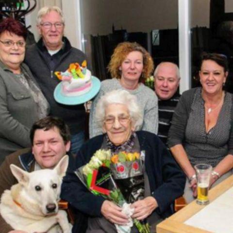 Unglaubliches Alter: Dieser Mann ist 113 Jahre und das ist sein Geheimrezept
