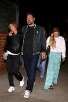 Ben Affleck am 14. Dezember 2017 in Los Angeles. Sein Zustand wirkt besorgniserregend.