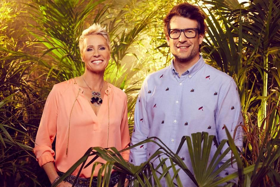 Sonja Zietlow und Daniel Hartwich präsentieren auch 2018 wieder das Dschungelcamp