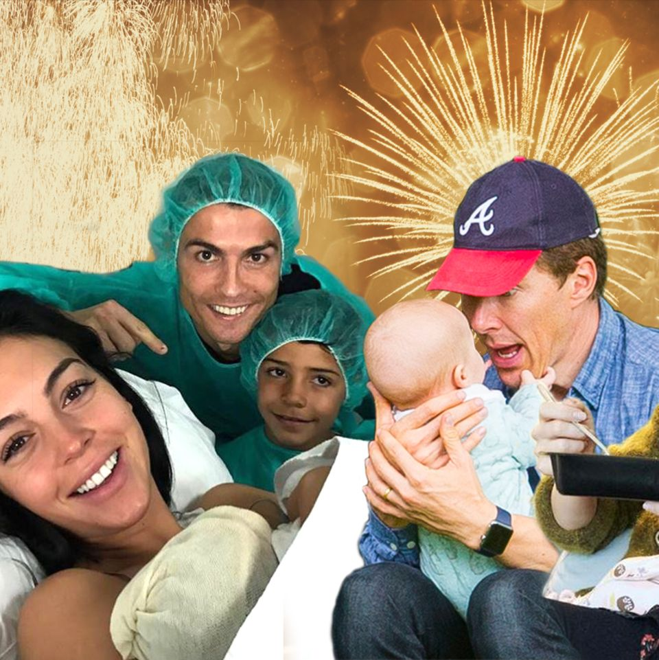 Jahresrüclblick Babys 2017