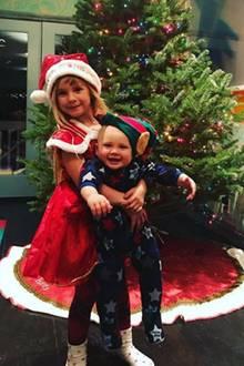 Pinks Tochter Willow und Sohn Jameson